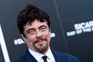 """Benicio Del Toro: """"Quando dicevano che ero alcolizzato, a Hollywood non mi chiamavano più"""""""