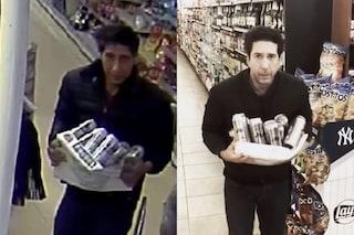 Sosia di David Schwimmer sospettato di furto, la reazione dell'attore di 'Friends' è esilarante