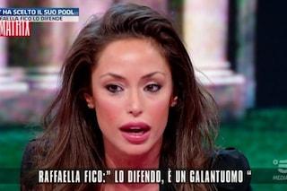 """Raffaella Fico: """"A Cristiano Ronaldo non serve usare violenza, chi lo segue in hotel è consapevole"""""""