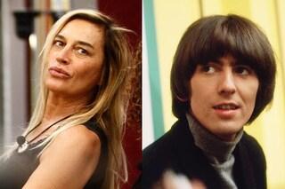 """Lory Del Santo: """"Quando ho tradito Eric Clapton con George Harrison"""""""