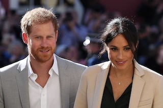 Meghan Markle incinta, lei e Harry aspettano il loro primo figlio