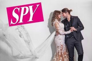 """Luca Onestini e Ivana Mrazova, un anno d'amore: """"Sei la donna della mia vita, voglio sposarti"""""""