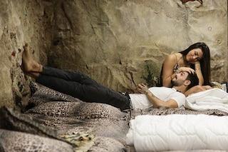 Al GfVip 2018 Francesco Monte e Giulia Salemi sono finalmente insieme