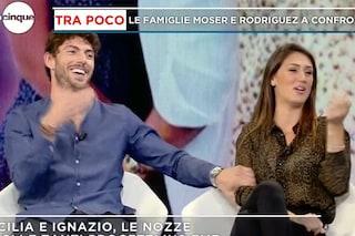 """Cecilia Rodriguez e Ignazio Moser: """"Ci vogliamo sposare, non quest'anno"""""""