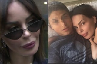 """Nina Moric sull'affidamento di Carlos Corona: """"Non è un pacco regalo, seppelliamo l'ascia di guerra"""""""