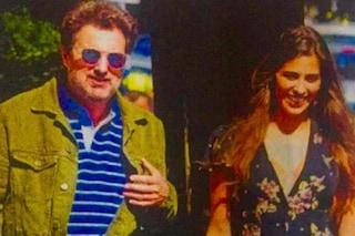 """Leonardo Pieraccioni smentisce il flirt con Ariadna Romero: """"Abbiamo solo pranzato insieme"""""""