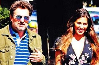 Leonardo Pieraccioni avvistato con la modella Ariadna Romero
