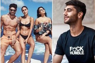 """Giulia Salemi a Francesco Monte: """"Sono andata in vacanza con Cecilia e Ignazio, ho baciato Jeremias"""""""