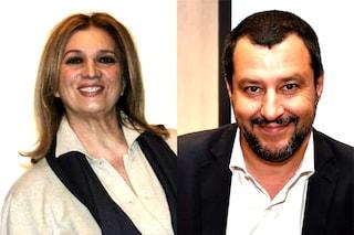 """Iva Zanicchi: """"Salvini? Lo ammiro, ha una marcia in più"""""""