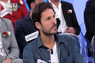 """Trono over, Gianluca Scuotto: """"Ho avuto un passato doloroso, nessuno ha mai creduto in me"""""""