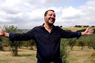 """Matteo Salvini lasciato da Elisa Isoardi: """"Ho amato e perdonato, qualcuno aveva altre priorità"""""""