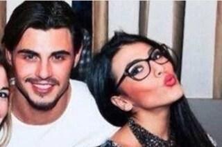 Quando la sconosciuta Giulia Salemi seguiva Francesco Monte durante le sue serate in discoteca