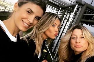 """Elisabetta Canalis: """"Bobo Vieri sta per avere un figlio, brutto parlare ancora della nostra storia"""""""