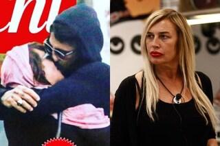 """Lory Del Santo non crede alla storia di Fabrizio Corona e Asia Argento: """"È per andare sui giornali"""""""