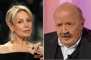 """Maurizio Costanzo contro l'ex moglie Marta Flavi: """"Non ci parlo"""""""