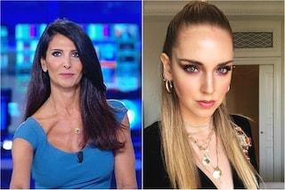 """Chiara Ferragni: """"Mi manca Leone"""", Elena Guarnieri del Tg5: """"Io mio figlio me lo trascinavo ovunque"""""""