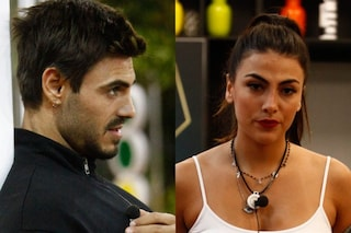 """Francesco Monte rimprovera Giulia Salemi: """"Mi accusano di essere cattivo con te e tu stai zitta"""""""