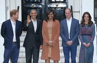 Dai Beckham agli Obama: reali e celebrità, le amicizie che non sapevi esistessero