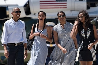 """Michelle Obama: """"Le nostre figlie nate da fecondazione in vitro, anni fa ho avuto un aborto"""""""