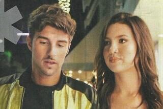 Andrea Damante beccato con Maya Henry, modella ed ereditiera milionaria ex di Liam Payne