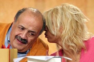 """Maurizio Costanzo: """"Conobbi Maria De Filippi quando era avvocato, sua madre venne a vivere con noi"""""""