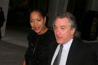 """Robert De Niro e Grace Hightower al capolinea dopo 21 anni di matrimonio: """"Non vivono più insieme"""""""