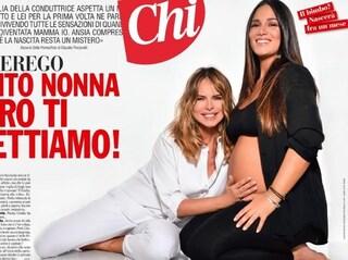 """Paola Perego svela il nome del suo primo nipote: """"Si chiamerà Pietro Giovannelli"""""""