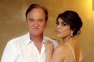Il primo matrimonio di Quentin Tarantino e Daniella Pick, cerimonia intima a Los Angeles