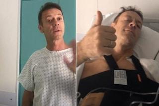 Rocco Siffredi in ospedale, il pornoattore è stato operato