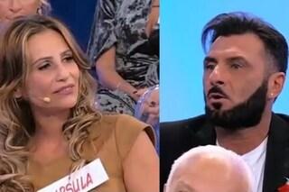 """Sossio Aruta e Ursula Bennardo si rivedono, lui piange e lei s'intenerisce: """"Non provo indifferenza"""""""