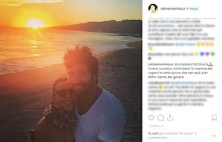 """Céline Mambour ancora moglie di Walter Nudo su Instagram: """"Non mancava nulla, amore senza fine"""""""