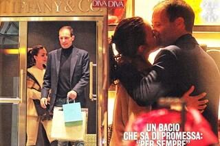 Ambra Angiolini e Max Allegri comprano gli anelli, il matrimonio in Toscana sono solo pochi intimi