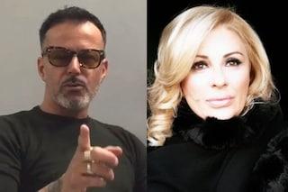 """Chicco Nalli contro Tina Cipollari: """"Si risposa senza il mio parere? Sono sconcertato"""""""