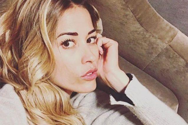 Elena Santarelli lascia i social: la solidarietà dei fan