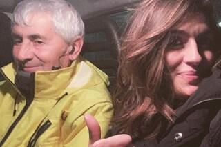 """Elisa Isoardi buca in autostrada: """"Sabato sera sul carro attrezzi"""""""