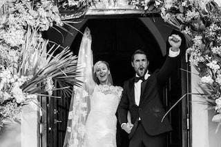 """Emily VanCamp e Josh Bowman si sono sposati: nozze segrete per i due attori di """"Revenge"""""""