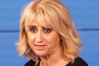 """Luciana Littizzetto sulla fine dell'amore con Davide Graziano: """"Sono confusa, chiedo rispetto"""""""