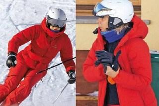 Maria De Filippi sportiva sulla neve, la regina di Canale 5 ha il culto della forma fisica
