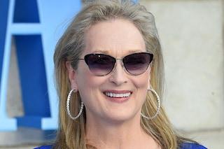 """Meryl Streep sta per diventare nonna: """"Il ruolo più bello, esserlo è sempre stato dentro di me"""""""
