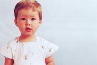 """Michelle Hunziker posta una sua foto da bambina, i fan: """"Sei identica ad Aurora"""""""