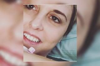 """Nadia Toffa di nuovo in chemioterapia: """"Preferisco immaginare sia frappè alla vaniglia"""""""