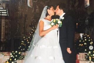 """Benedetta Parodi e Fabio Caressa di nuovo sposi: """"Ci diremo ancora sì davanti ai nostri figli"""""""