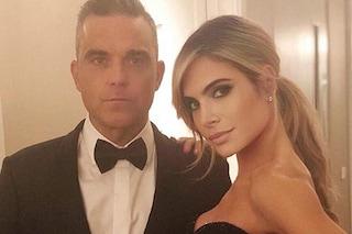 """Ayda Field: """"Io e Robbie Williams abbiamo fatto sesso dietro le quinte di X Factor"""""""