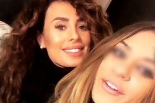 Sara Affi Fella torna su Instagram per Natale, appare nel video di un'amica