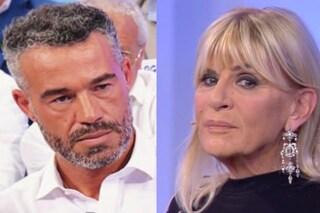 """Sebastiano Mignosa insulta Gemma Galgani: """"Rocco posteggia la mummia"""", interviene Maria De Filippi"""