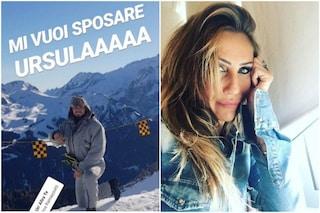 """Sossio Aruta: """"Ursula, mi vuoi sposare?"""", è stagione di matrimoni a Uomini e Donne"""