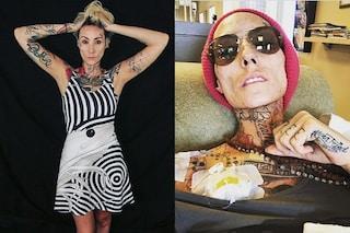 """È morta Jael Strauss, la star di """"America's Next Top Model"""" aveva 34 anni diceva: """"Voglio farcela"""""""