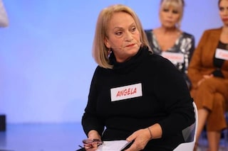 """Angela Di Iorio tornerà a UeD a una condizione: """"Tina Cipollari e Sperti smettano di offendere"""""""