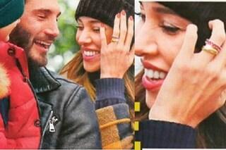 Belen Rodriguez e Stefano De Martino complici e felici, lei ha rimesso la fede?