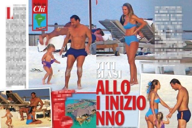 Ilary Blasi potrebbe lasciare Mediaset: